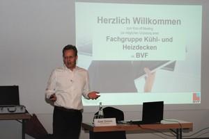 Axel Grimm, Geschäftsführer der BVF...  Foto: Bundesverband Flächenheizungen und Flächenkühlungen e. V., Dortmund
