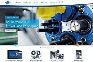 Neuer Webauftritt mit aktualisierten Funktionen und Informationen.