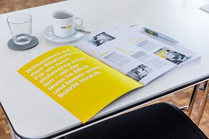 """Eine 24-seitige Informationsbroschüre  liefert Detailinformationen zu allen """"Sitaleicht"""" Seminaren."""