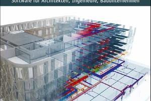"""Das Titelbild von Computer Spezial zeigt eine BIM-Visualisierung des Projekts """"Headquarter Scott Sports in Givisiez"""" von IttenBrechbühl, Bild: Itten+Brechbühl AG, Bern."""