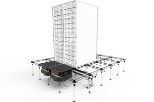 "Wasserbasiertes Kühlsystem ""HydroLogic Panel"""