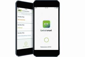 """""""Reflex Control Smart"""" zur Steuerung der Vakuum-Sprührohrentgasung"""