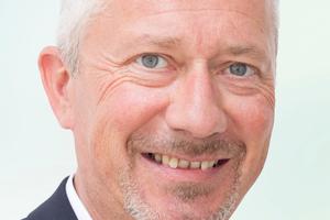 Uwe Haschen, der neue Geschäftsführer der Grünbeck-Werksvertretung kmg GmbH in Frechen-Bachem. Foto: Grünbeck