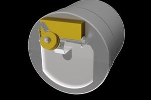 """Zugbegrenzer sorgen für einen optimalen Unterdruck und erhöhen somit die Effizienz, etwa der """"Z100"""" für ein T-Stück."""