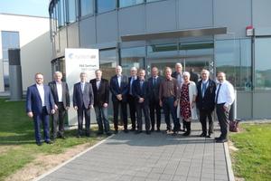Teilnehmer der 92. Herbsttagung des Arbeitskreises Klimatechnik