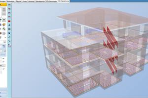 """Software """"TGA Heizung 3D Plus"""" zur Berechnung des Wärmebedarfs von Gebäuden"""