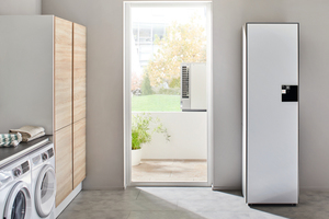 """""""System M Pure"""" von Glen Dimplex Thermal Solutions ist die Wärmepumpe für kleinere bis mitllere Eigenheime."""
