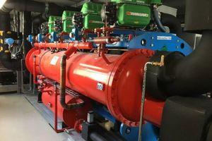 Gewinner Großkälte: Kälteversorgung der Firma Ecoform Multifol mit ölfreien Turboverdichtern