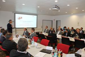 Die Tagungsteilnehmer waren sich einig, dass der Schwerpunkt auf der Forschung und Entwicklung effizienter Produkte liegt.