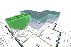 """Mit dem Online-Tool """"Design"""" können für jedes Projekt die passenden Luftauslässe, Brandschutz- und Entrauchungsklappen sowie Volumenstromregler ausgewählt werden."""
