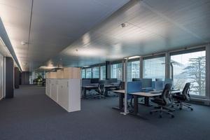 """Das Pilotprojekt gewährt Einblicke, wie Unternehmen ihre Büros optimal nutzen können. Und zwar einfach durch den Einsatz einer """"intelligenten"""" Lichtinfrastruktur."""