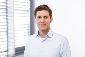Georg Terlecki-Zaniewicz, Projektmanager IoT von Zumtobel Group Services, stellte sich den Fragen der tab-Redaktion.