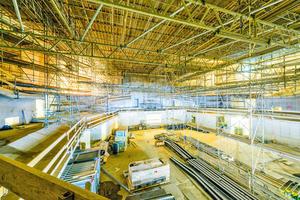 ... mussten Technik und viele Bereiche unter strengen Denkmalschutzvorgaben erneuert werden.
