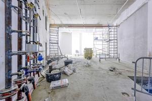 Dabei änderte sich die gesamte Innenstruktur des Baus.