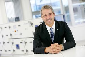 Udo Jung, Geschäftsführer Trox GmbH