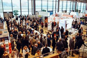 <br />Begleitet wurden die 19. EIPOS-Sachverständigentage durch eine Fachausstellung mit 75 Unternehmen der Brandschutzbranche, die Raum für die Kongressteilnehmer bot, um sich über technische Lösungen, Produkte und Entwicklungen zu informieren.