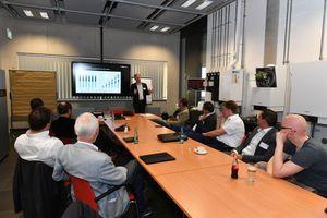 Am zweiten Veranstaltungstag standen sechs Workshops zu Branchenthemen auf dem Programm.