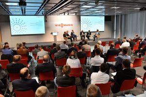 Mehr als 120 Partner des Unternehmens nahmen an dem Forum teil und nutzten die Gelegenheit, Feedback zu geben.<br />