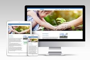Der neue, moderne Webauftritt von Zewotherm lässt sich auf allen Geräten erleben.  Bild: Zewotherm GmbH