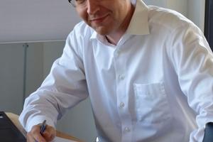 """Herr Wolff übernimmt als """"Chief Operating Officer (COO) / Vertriebsleitung"""" das operative Geschäft im Vertriebsbereich bei Hottgenroth"""