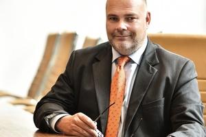 Oliver Schwank, geschäftsführender Gesellschafter der Schwank Gruppe, zeigte sich überaus zufrieden mit dem Verlauf des vergangenen Geschäftsjahres.