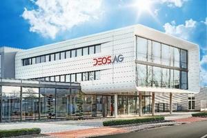 Die Zentrale der Deos AG in Rheine