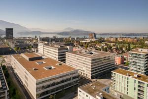 Der neue Siemens-Campus