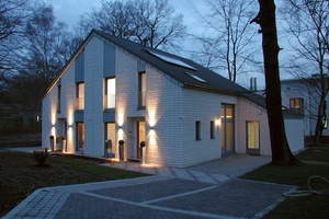 """Im Fokus der Kooperation: Die Umgestaltung des """"Smart Home"""" des inHaus1 gemeinsam mit dem Elektrogroßhändler Sonepar.  Foto: Fraunhofer-inHaus-Zentrum"""