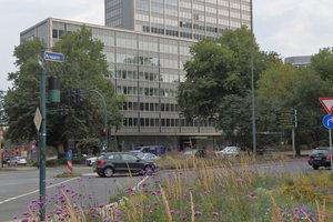 Der Ruhr Tower ist eine bedeutende Landmarke in Essen.