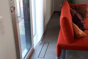 Mit der Systemlösung aus Fußbodenheizung und Wohnraumlüftung lässt sich ein besonders hoher Klimakomfort im Wohnungsbau realisieren.