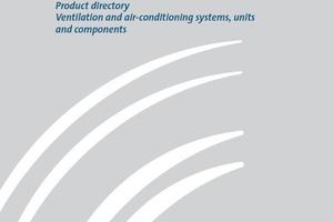 Hersteller- und Lieferverzeichnis für Raumlufttechnische Anlagen, Geräte und Bauelemente
