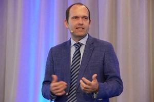 Gunther Gamst, Geschäftsführer Daikin, konnte in den vergangenen Jahren bis zu 600 Teilnehmer auf der LAC begrüßen.