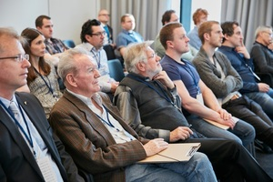 Für das Publikum werden verschiedene Fachvorträge angeboten.