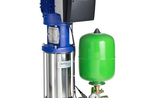 """In der SVP-Ausführung sind die neuen KSB-""""Delta Solo""""-Druckerhöhungsanlagen mit hocheffizienten Synchron-Reluktanzmotoren der Baureihe """"SuPremE"""" ausgerüstet.<br />"""