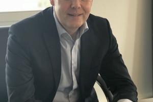 Axel Grimm, Geschäftsführer des Bundesverbands Flächenheizungen und Flächenkühlungen, stellte sich den Fragen der tab-Redaktion.