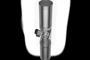 """Der Industrieventilator """"Linejekt"""" wurde für den Einsatz in Großanlagen entwickelt.<br />"""