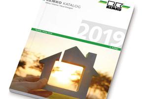 Gesamtkatalog im neuen Look: Sämtliche Produkte und Serviceleistungen von Remko sind in übersichtlichen Kapiteln zusammengefasst.<br />