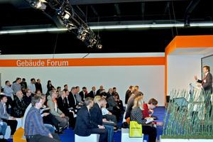 Auch 2019 werden Experten im Rahmen des Gebäude-Forums über maßgebliche Entwicklungen in der TGA-Branche informieren.