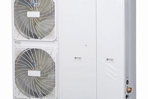 Luftgekühlte Komfort-Kaltwassersätze zum Kühlen und Heizen