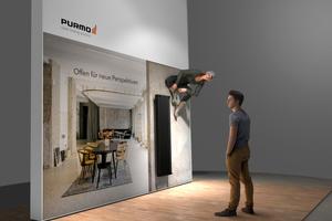 """Purmo-""""Loft"""" zeigt eine neue Perspektive auf das klassische Design des Röhrenradiators """"Delta Laserline""""."""