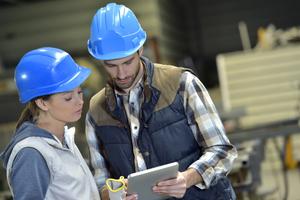 Digitale Produktinformationen spielen eine zunehmend wichtigere Rolle bei Planung und Ausführung.