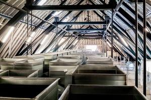 Die Wisag ist mit der Erneuerung der Lüftungsanlage der Kaiser-Friedrich-Halle beauftragt.   Foto: Wisag Industrie Service Holding, 2019