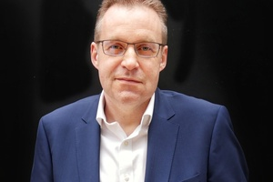 Dirk Eggers ist Country Manager DACH bei Panasonic.