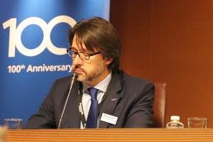 Enrique Vilamitjana, Managing Director Panasonic Appliances Air Conditioning Europe, beantwortete nach der Pressekonferenz die Fragen der KKA-Redaktion.<br />