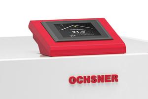 """Das Regelsystem """"Ochsner Tronic Smart"""" (OTS) wird in der Wärmepumpe erstmals eingesetzt.<br />"""