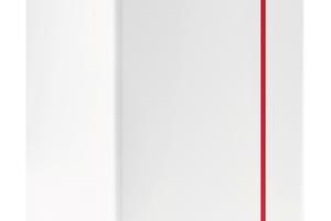 """Das Innenteil der Wärmepumpe """"Air Hawk"""" überzeugt durch elegantes Design, kompakte Abmessungen und einen sehr leisen Betrieb.<br />"""