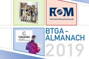 """Im """"BTGA-Almanach 2019"""" werden aktuelle Trends der TGA-Branche präsentiert."""