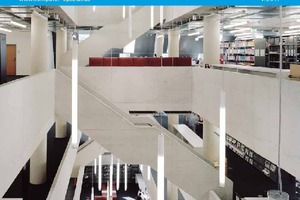 """Das Titelbild von Computer Spezial zeigt die Universitätsbücherei Freiburg (University Library Freiburg, Germany, Degelo Architekten, <a href=""""http://www.degelo.net"""" target=""""_blank"""">www.degelo.net</a>, Photo: Barbara Bühler)."""