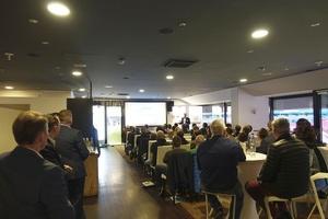 Swegon veranstaltete sein Klima Forum 2019 in acht deutschen Städten in jeweils besonderem Ambiente.
