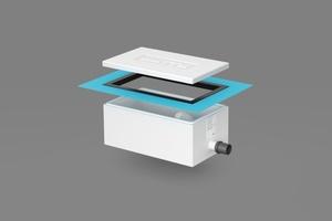 """Die Installationsbox """"Easy Connect"""" spart beim Anschluss von Badewannen und ...<br />"""